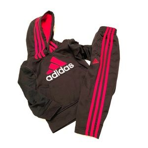 Other - Adidas Toddler warm up set 2T